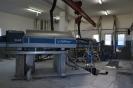 Dokumentacja fotograficzna z prac przy budowie oczyszczalni