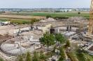 Postęp prac na oczyszczalni ścieków Bieławin