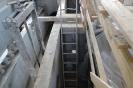 Dokumentacja fotograficzna na półmetku prac budowlanych na oczyszczalni